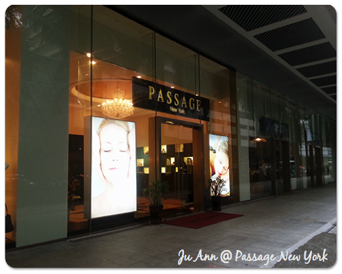 A little spa haven along Cecil Street – Passage New York