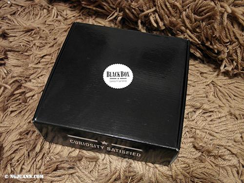My July Black Box