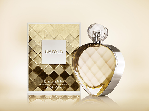 Fragrance: Elizabeth Arden UNTOLD
