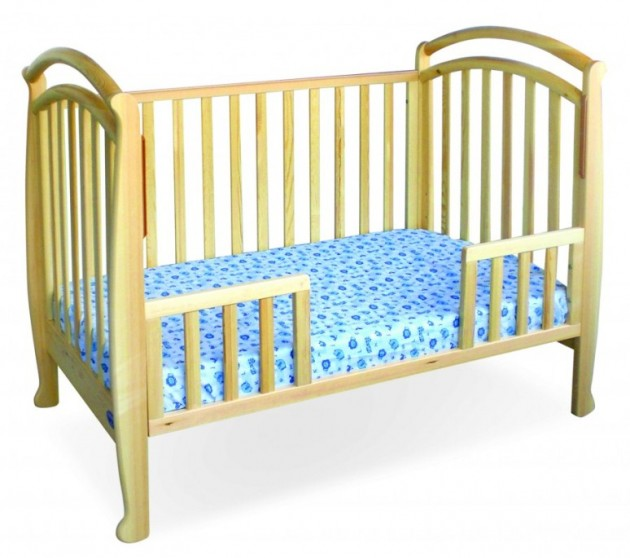 Bought our baby cot and I think we're ready!