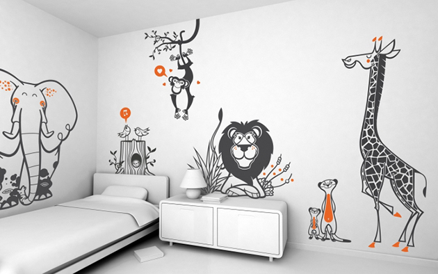 Wall Decal For #ProjectNursery