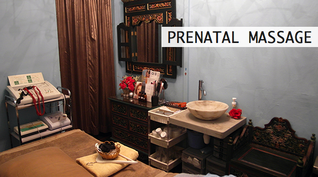 Prenatal Body Massage at Nouri Face & Body Concepts