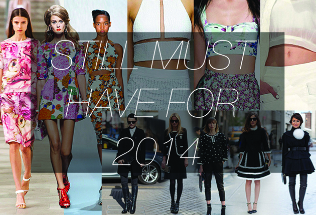 2014 Fashion & Beauty Trends