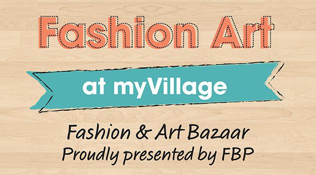 Fashion Bazaar Project @ My Village