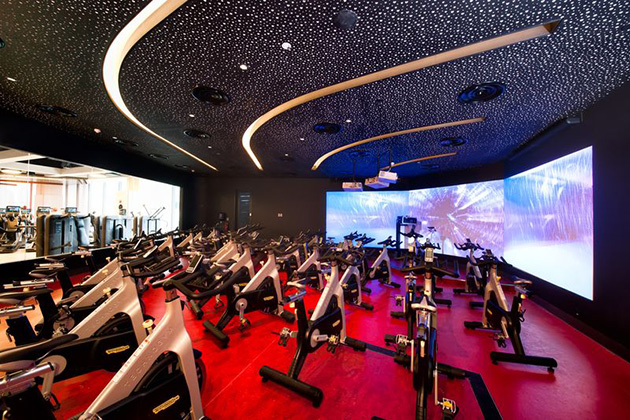 Virgin Active Fitness Club Singapore