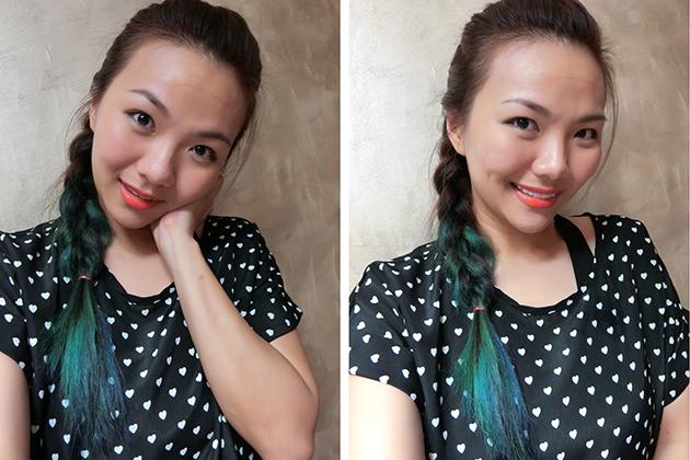 Turquoise Ombre Hair @ Shunji Matsuo