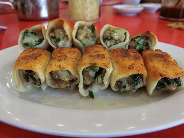 Fantastic Dumplings at Jing Hua Xiao Chi @ Neil Road