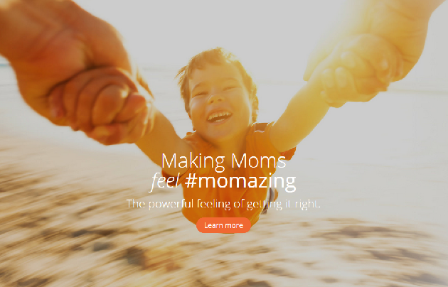 Sponsored Video: What's #Momazing