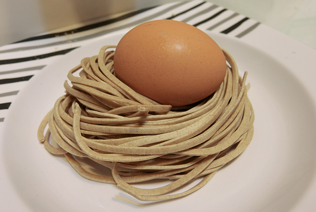 Homemade Egg Noodle Recipe