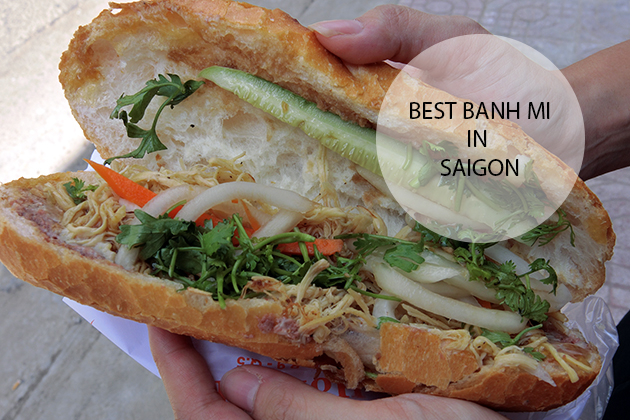 Our Hunt For The Best Banh Mi In HCMC
