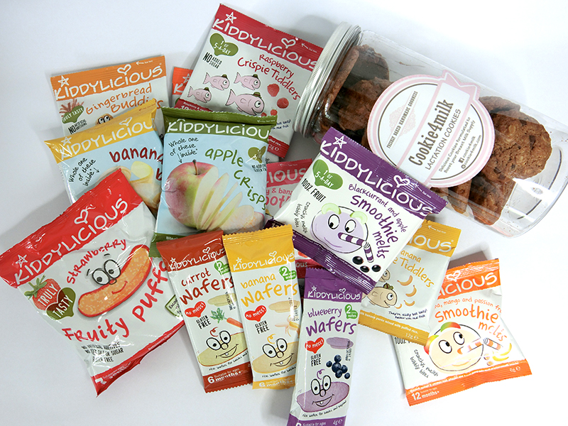 Kiddylicious Review – wholesome yummy snacks for kids