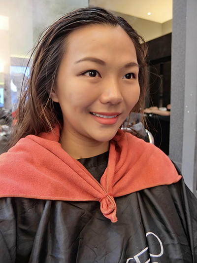 scalp treatment at shunji matsuo