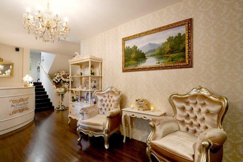 my cozy room