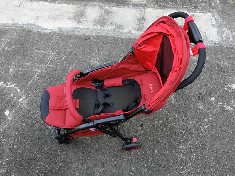 Fedora L3 Stroller
