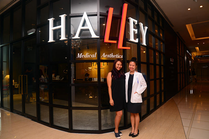 How I Lost 3.6kg in One Month with Halley Medical Aesthetics
