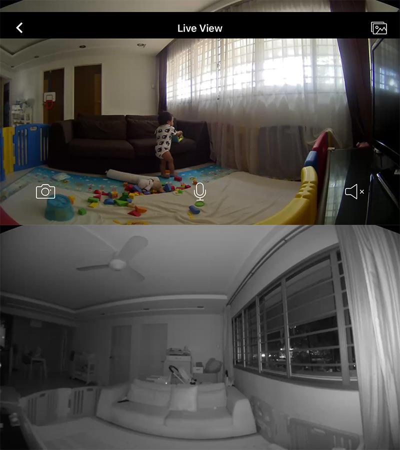 home Ip camera