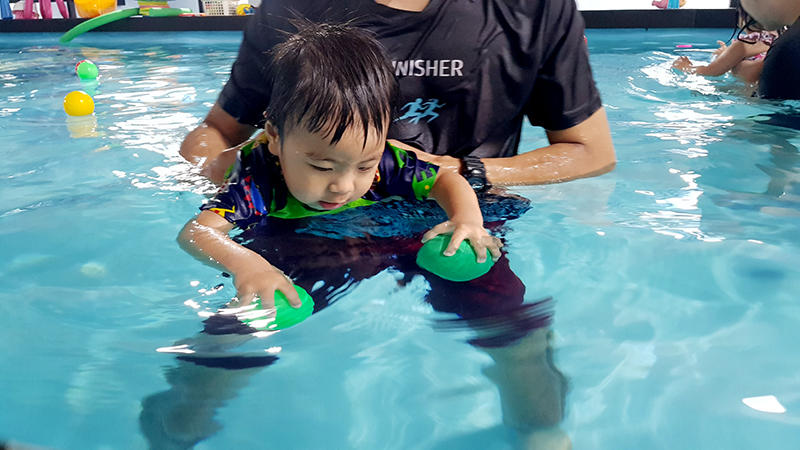AquaBambinos – Swimming Lessons for Kids in Singapore