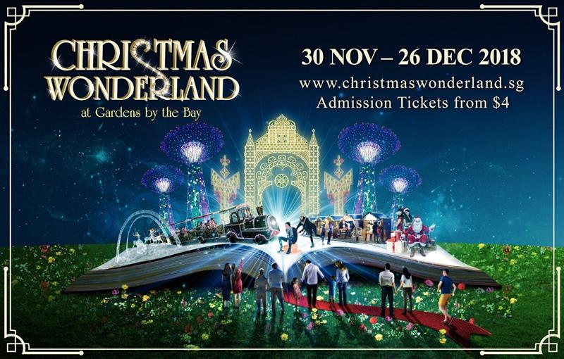 Highlights of Christmas Wonderland 2018